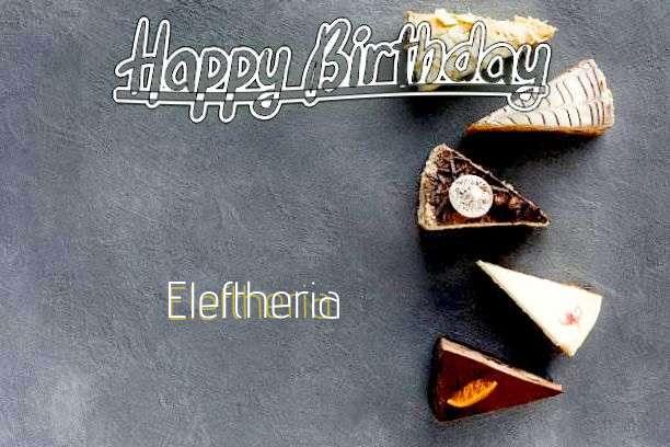Eleftheria Cakes