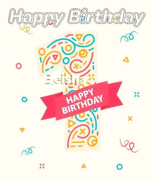 Happy Birthday Eleisha