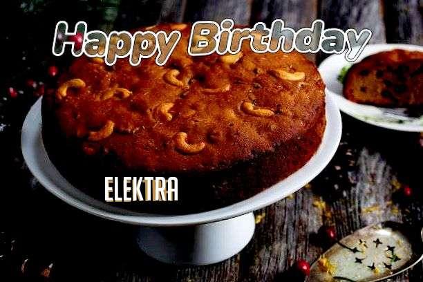 Birthday Images for Elektra