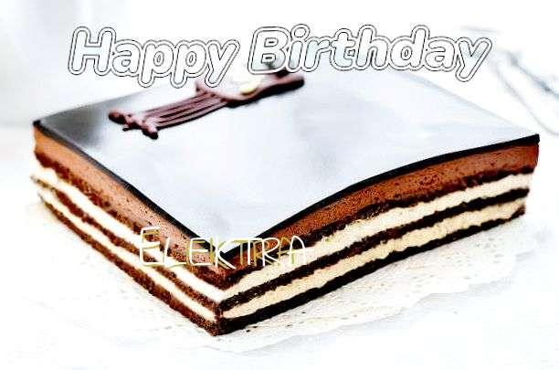 Happy Birthday to You Elektra