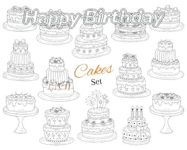 Elen Birthday Celebration