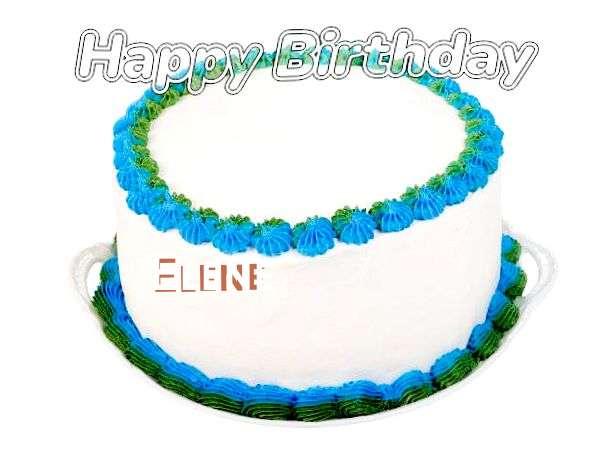 Happy Birthday Wishes for Elene