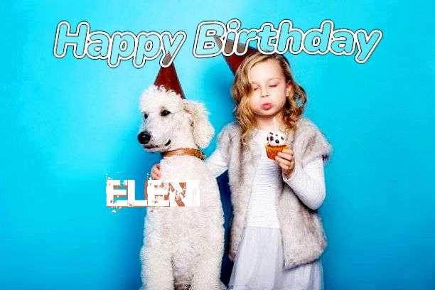 Happy Birthday Wishes for Eleni