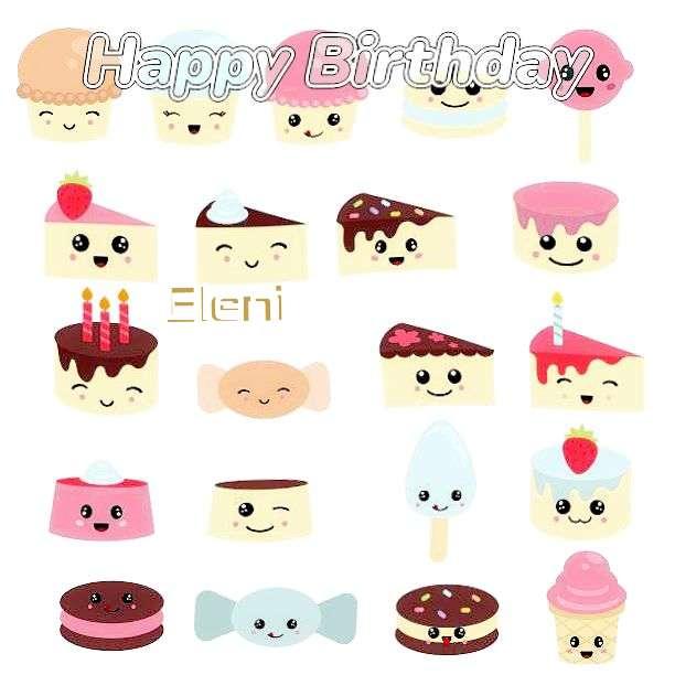 Happy Birthday to You Eleni