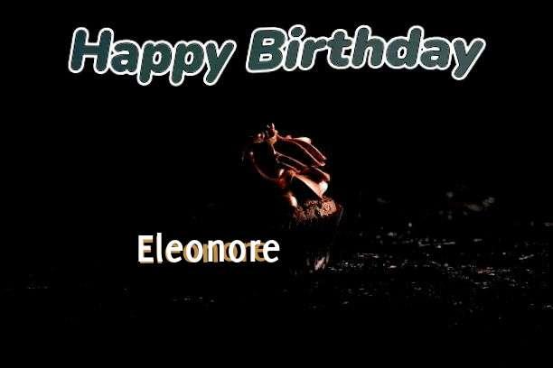 Happy Birthday Eleonore Cake Image