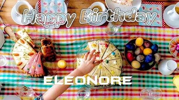 Happy Birthday Cake for Eleonore