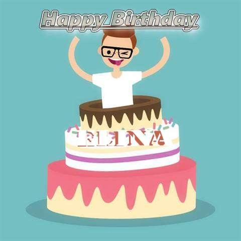 Happy Birthday Elina