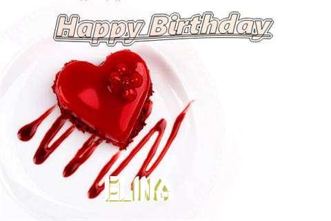 Happy Birthday Wishes for Elina