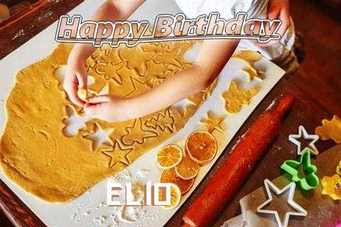 Elio Birthday Celebration