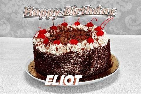 Happy Birthday Eliot