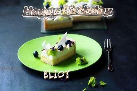 Eliot Birthday Celebration