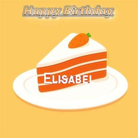 Birthday Images for Elisabel