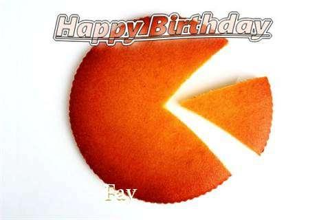 Fay Birthday Celebration