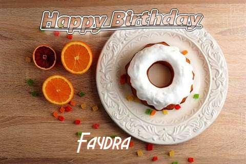 Faydra Cakes