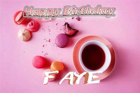 Happy Birthday to You Faye