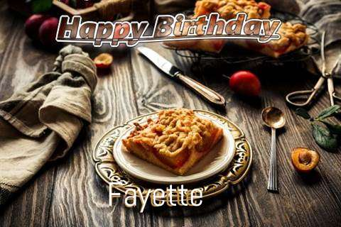 Fayette Cakes
