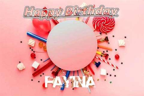 Fayina Cakes