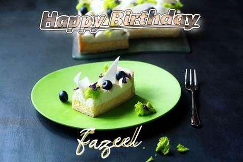 Fazeel Birthday Celebration