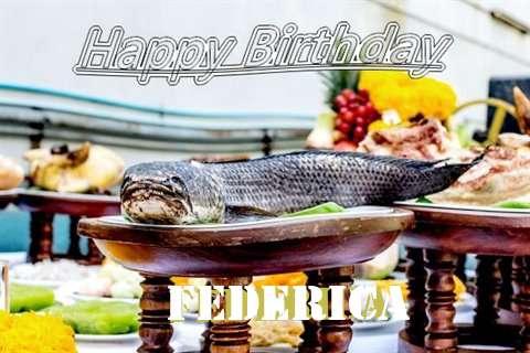 Federica Birthday Celebration