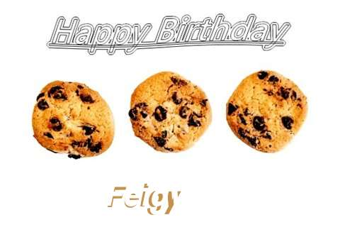 Feigy Cakes