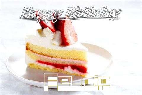 Happy Birthday Felcia