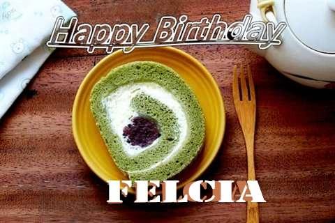 Felcia Birthday Celebration