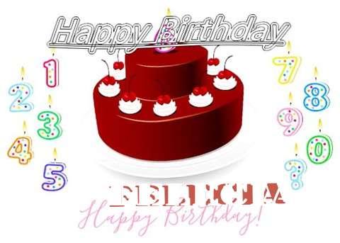 Happy Birthday to You Felecia
