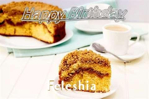 Wish Feleshia