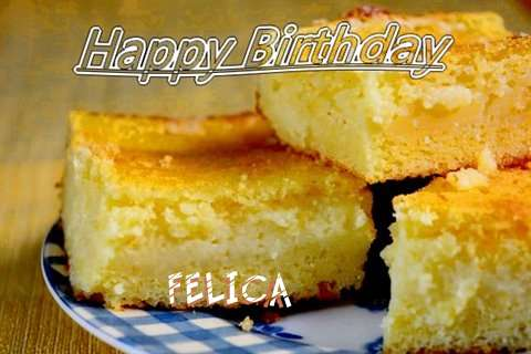 Happy Birthday Felica