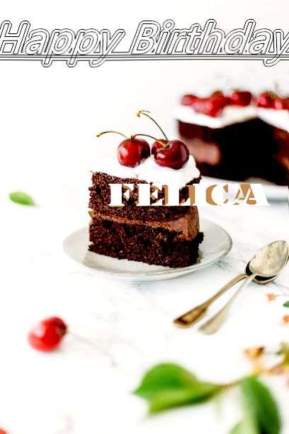 Birthday Images for Felica