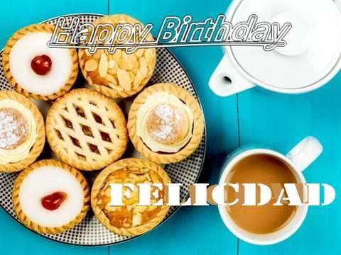 Happy Birthday Felicdad