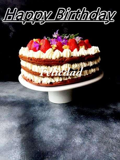 Wish Felicdad