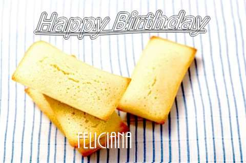 Feliciana Birthday Celebration