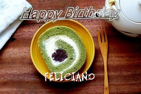 Feliciano Birthday Celebration