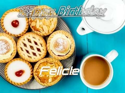 Happy Birthday Felicle