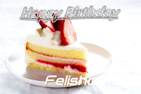 Happy Birthday Felisha