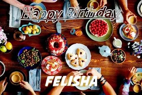 Happy Birthday to You Felisha