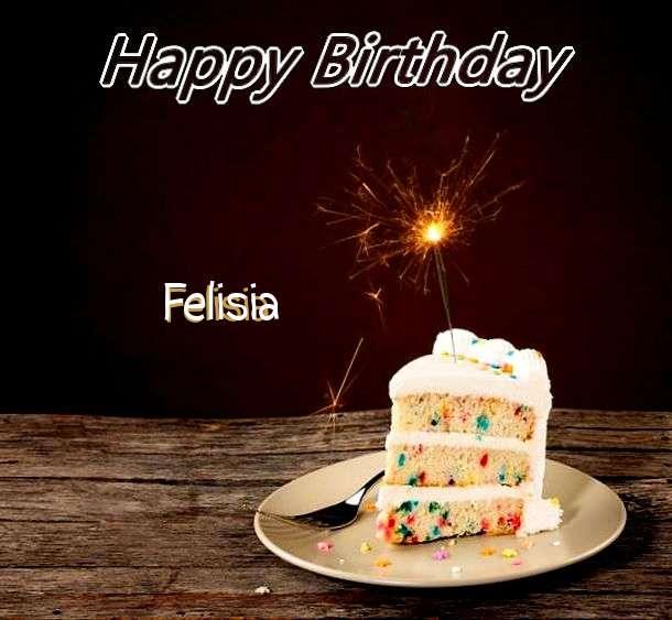 Birthday Images for Felisia