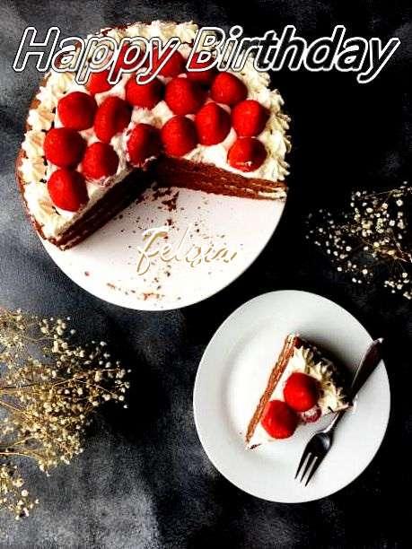 Happy Birthday to You Felisia