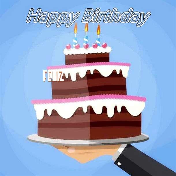 Birthday Images for Feliz