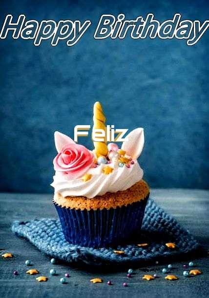 Happy Birthday to You Feliz