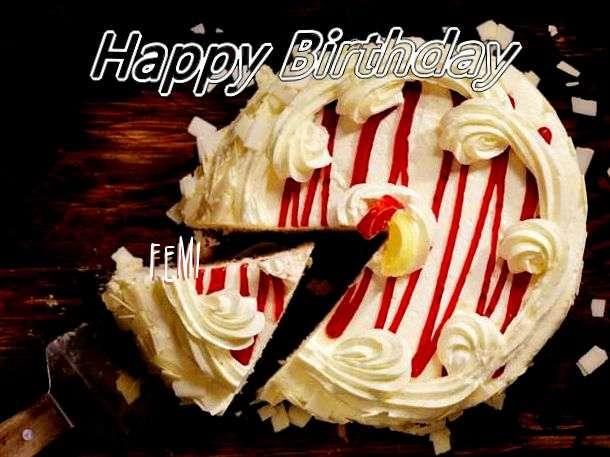 Birthday Images for Femi