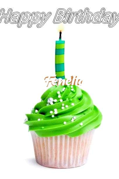 Fenelia Birthday Celebration