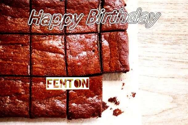 Happy Birthday Fenton