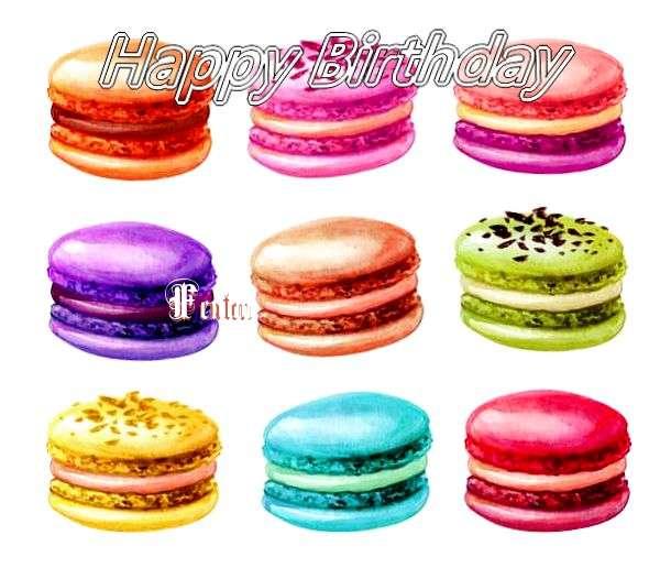 Happy Birthday Cake for Fenton