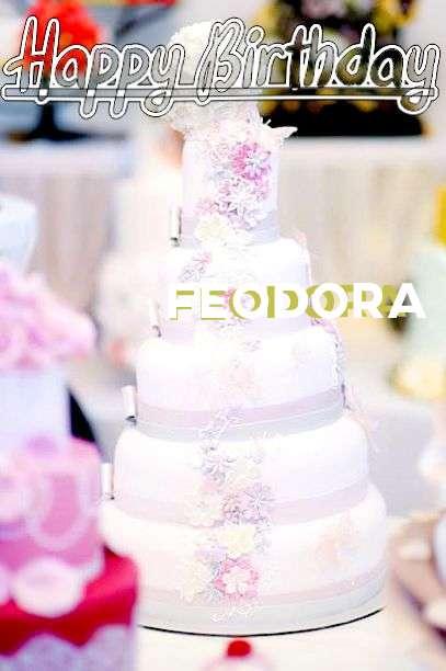 Birthday Images for Feodora
