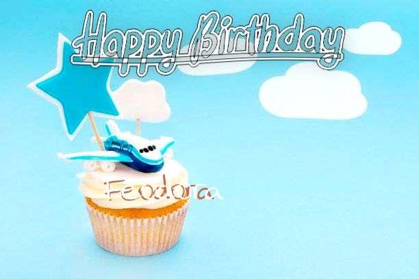 Happy Birthday to You Feodora