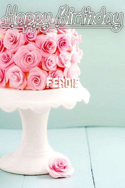 Birthday Images for Ferdie