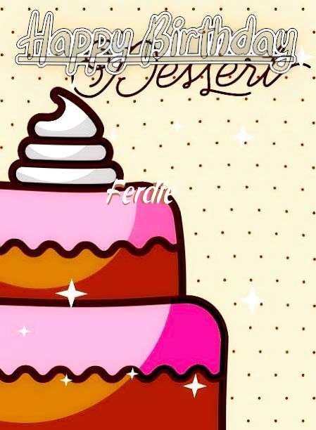 Ferdie Cakes