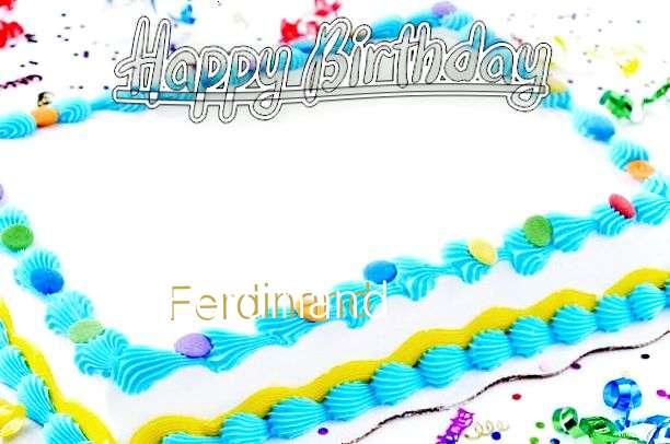 Ferdinand Cakes